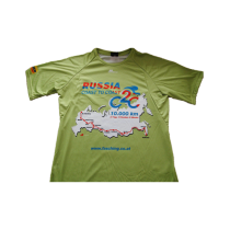"T-Shirt ""Russia Coast to coast"""